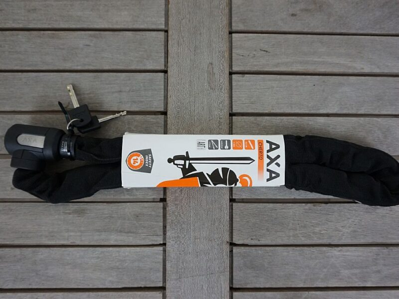 AXA: Cherto Fietsslot 95cm | € 34,95