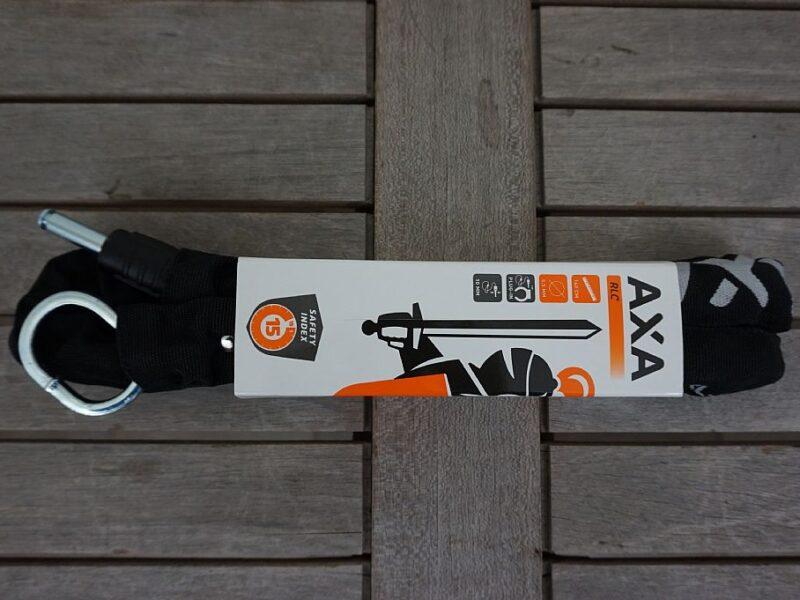 AXA: RLC Fietsslot 140cm | € 29,95