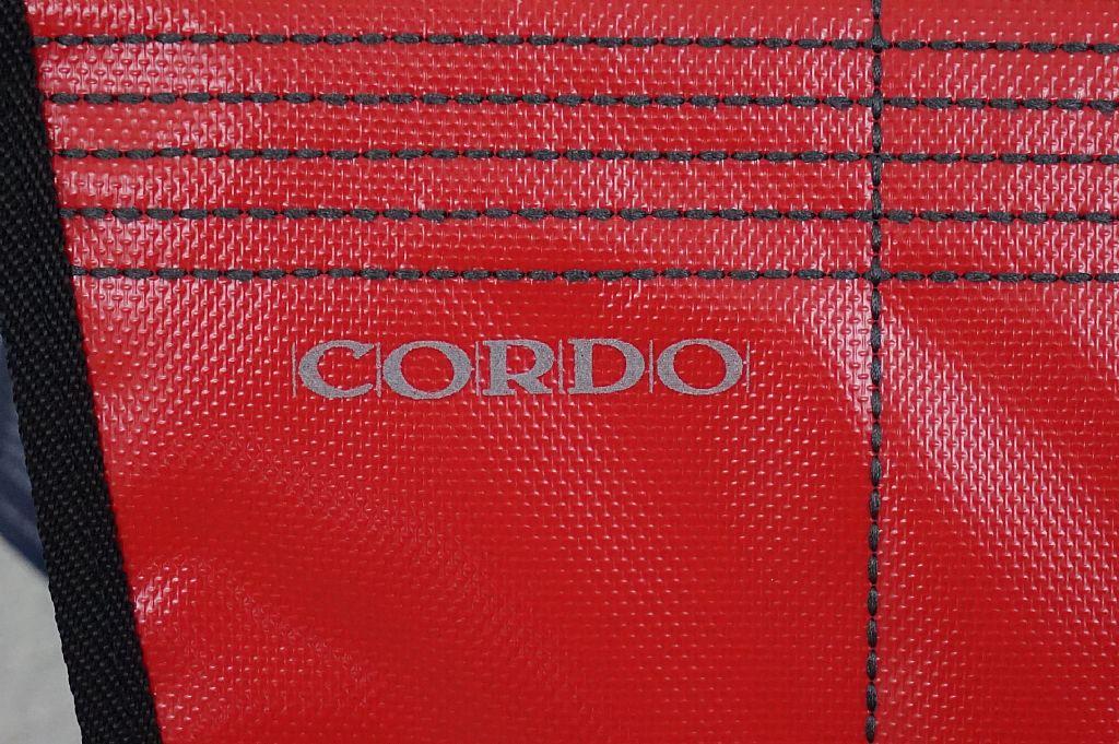 CORDO: CRD Enkel Fietstas Rood | € 49,95